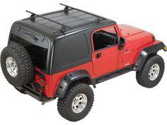 YAKIMA Hardtop Roof Rack | Jeep Parts and Accessories | Quadratec