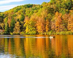 Raccoon Creek State Park - Autumn 2012