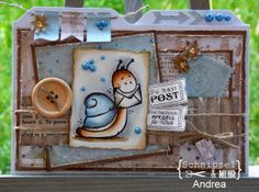 Stempeleinmaleins: File Folder Card