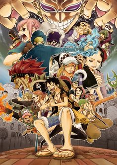 Browse ONE PIECE Monkey D. Luffy Roronoa Zoro collected by Oussama regasse and make your own Anime album. One Piece New World, One Piece 1, Single Piece, Anime One Piece, Monkey D Luffy, Manga Anime, Anime Art, Fanart, Anime Plus