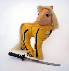 My Little Pony By Mari Kasurinen