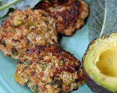 Green Chile Turkey Burgers Recipe #turkey #burgers #dinner