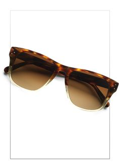 Oliver Peoples for a retro vibe.