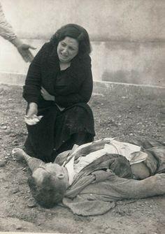 Los horrores de la Guerra Civil española (1936-1939) por el fotógrafo Agustí Centelles