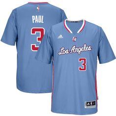 Chris Paul Los Angeles Clippers adidas Pride Swingman Jersey – Light Blue  Nba Swingman ab5204dc0