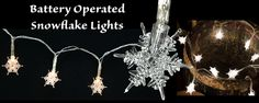 Light Strands - Kruenpeeper Creek Country Gifts