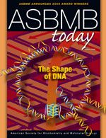 ASBMB August 2008 Cover