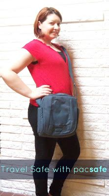 A review on the Metrosafe 200 GII shoulder bag by Shereen Travels Cheap