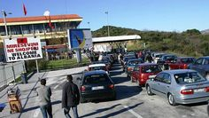 Ξεκίνησε η εφαρμογή της συνθήκης Σένγκεν στην Κακαβιά, διαμαρτύρονται οι Αλβανοί !! ΕΠΙΤΕΛΟΥΣ!!! Street View, Website, Posts, Blog, Messages, Blogging