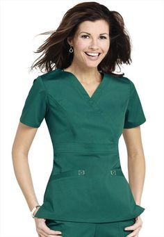 Scrub Tops and Medical Uniforms for Women Dental Scrubs, Medical Scrubs, Medical Uniforms, Work Uniforms, Cute Scrubs, Scrubs Uniform, Uniform Design, Nursing Clothes, Fashion Mode