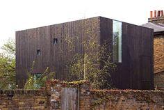 Sunken House at London by David Adyaje architect