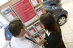 Vehicle Point of Sale Literature