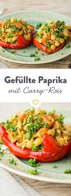 Dieses Gericht schickt dich mit exotischen Gewürzen, frischem Gemüse und luftigem Reis auf eine aromatische Reise durch die asiatische Gewürzküche.