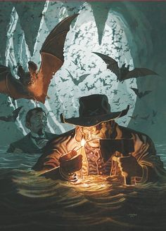 Jonah Hex by Jose Ladronn