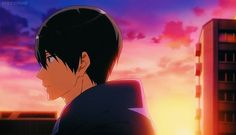 Makoto, Free Eternal Summer, Free Iwatobi Swim Club, Avatar Couple, Free Anime, Manga, Fan Art, World, Haruka Nanase