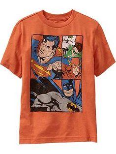 Old Navy - Boys DC Comics™ Superhero Tees