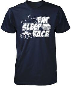 R/C Eat Sleep Race