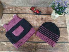 Free pattern baby vest