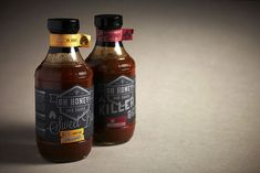 Oh Honey BBQ Sauce