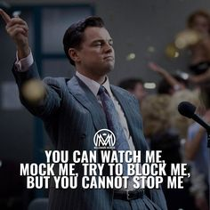 To all the doubters! #millionairementor #quoteofthenight #cantbestopped #wontstop by millionaire_mentor