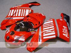 Injection Fairing kit for 05-06 Ducati 749 | OYO87902145 | RP: US $639.99, SP: US $529.99