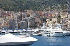 'Monaco ' Canvas Print by umumar Monaco, Construction, San Francisco Skyline, Sailing, River, Outdoor, Tour, Sea, Building