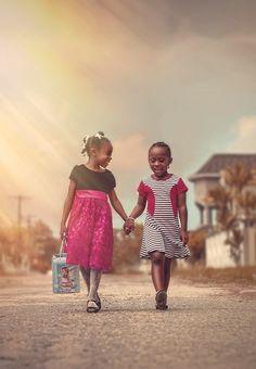 Jamaican Photographer Captures The Joys and Bliss of Childhood. #AdrianMcDonald