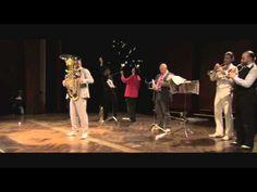 Mnozil Brass: Brandströtter Tuba Solo - YouTube