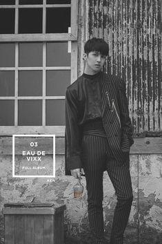 VIXX 3rd ALBUM EAU DE VIXX  OFFICIAL PHOTO #KEN  #빅스 #VIXX #EAU_DE_VIXX #20180417_6PM