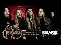 DAY ON A SCREEN: OBITUARY - A LESSON IN VENGEANCE (song)