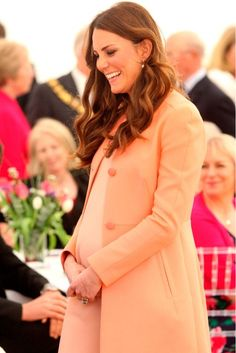 Duchess Kate's Baby Shower will be a Royal Family first. Click for full article.