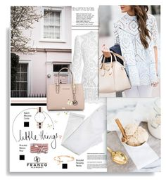 """""""Francoflorenzi.com: Little things!!!"""" by hamaly ❤ liked on Polyvore featuring Hillier Bartley, Michael Kors, Monza, ootd, bracelets, watches, SpringStyle and francoflorenzi"""
