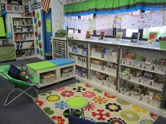 In a perfect world. My classroom library :) Classroom Pictures, Classroom Layout, 5th Grade Classroom, Classroom Organisation, Classroom Setting, Teacher Organization, Classroom Design, Kindergarten Classroom, Future Classroom