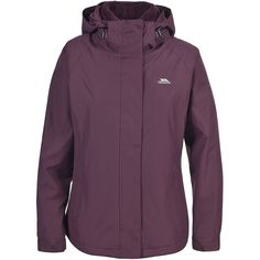 Trespass Womens/Ladies Trillium 3 In 1 Waterproof Jacket -- This is an Amazon Affiliate link. See this great product.