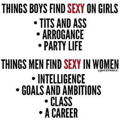 what girls find sexy in guys