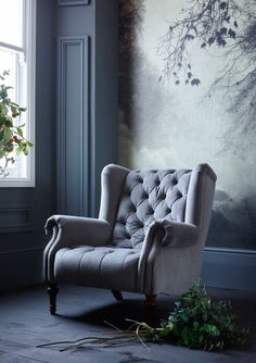 The Turner chair from £559 #meyerandmarsh #armchair #homedecor