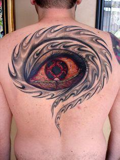 Inspiration - Worlds Best Tattoos : Tattoos : Bio-Organic : tool Tool Tattoo, I Tattoo, Alex Grey Tattoo, Worlds Best Tattoos, Tool Band, Future Tattoos, Body Mods, Watercolor Tattoo, Body Art