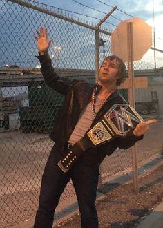 "Dean Ambrose- Help ! ""Lost in New Orleans"" !!!cf.LoL."