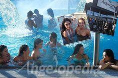 Check this out! Miss Supranational 2016 Contestants at Aqua City Poprad
