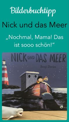 Nick und das Meer A beautiful picture book that tells and impresses with short sentences and expressive pictures.