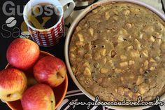 Estamos a nos referir ao Bolo de Maçã com Cascas no Liquidificador, que é sem glúten, sem lactose, sem açúcar e aproveita as cascas da maçã! Este bolo de...