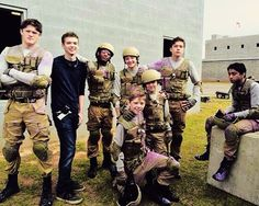 The Fifth Wave Squad