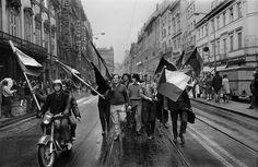 Koudelka - Invasion 68 Prague Czech Republic, Street View, History, Retro, August 21, Cold War, Prague, Rustic, Historia