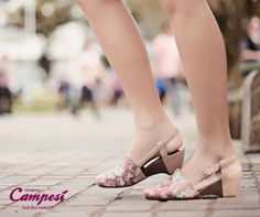 Com passos leves o seu conforto dura o dia inteiro!