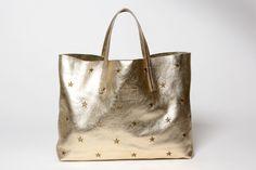 BAG LEA L#gold#luxory#stelle#springsummer#nur#donatellalucchi