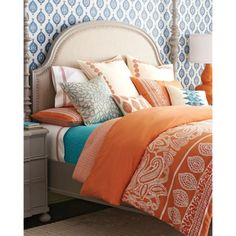 $58 - $190. The Catalina Paisley Bedding Collection. Buy At Dezignable.com