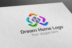 Check out Dream Home Logo by BDThemes Ltd on Creative Market