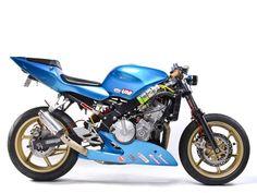 Custom Honda Cbr600 Motohangar