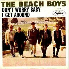 I Get Around - The Beach Boys - Free Piano Sheet Music
