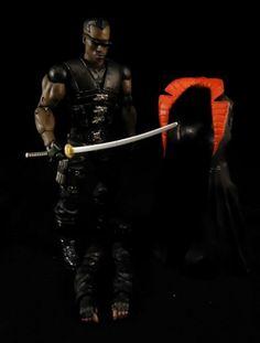 Blade (Wesley Snipes) (Marvel Legends) Custom Action Figure